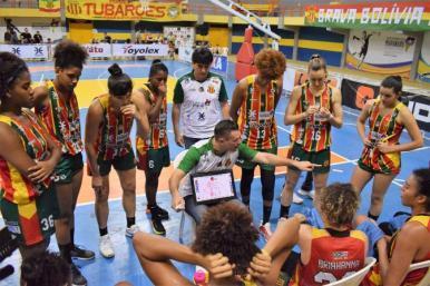 Sampaio Basquete inicia série semifinal fora de casa
