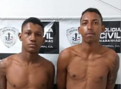 Integrantes de facção são presos por tentativa de homicídio em São Luís