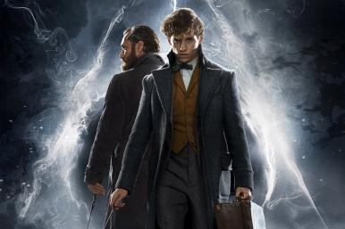 Dumbledore e criaturas mágicas no 1º trailer de Animais Fantásticos: Os Crimes de Grindelwald