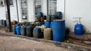 Operação desarticula esquema de venda ilegal de combustível no MA