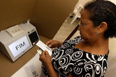 Biometria já alcança 56 milhões de eleitores