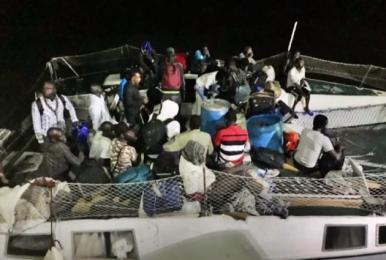MPF/MA denuncia brasileiros que conduziam embarcação com imigrantes africanos