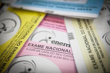 MEC aguarda 5,5 milhões de candidatos para a 1ª prova do Enem 2018