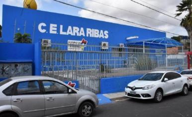 Escola é alvo de criminosos no bairro Santo Antônio