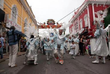 Pré-Carnaval terá ensaios abertos de escolas de Samba em São Luís