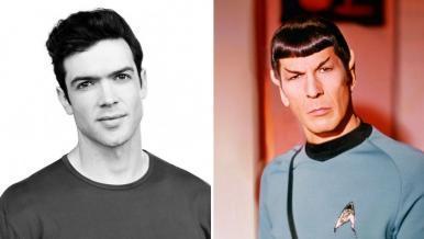 Ator Ethan Peck será Spock em nova temporada de Star Trek: Discovery