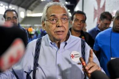 Eurico Miranda morre aos 74 anos; Vasco decreta luto oficial