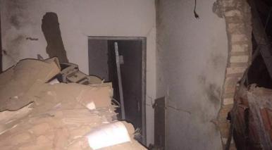 Bandidos explodem cofre de agência bancária em Dom Pedro