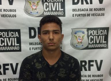 Suspeito de assaltar carros é detido em São Luís