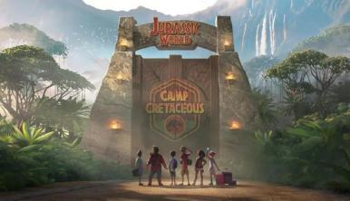 Série animada de Jurassic World chega à Netflix em 2020