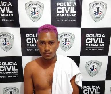 Polícia prende suspeito de envolvimento em homicídio no Coroadinho