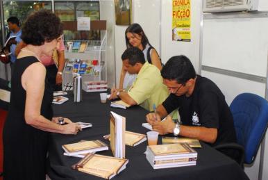 Feira do Livro apresenta produção literária maranhense na Casa do Escritor
