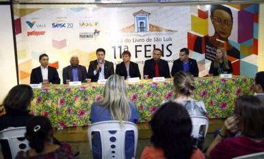 11ª edição da Feira do Livro de São Luís é lançada oficialmente