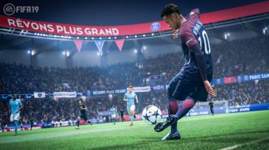 FIFA 19 terá Champions League e sistema novo de toques e roubadas de bola