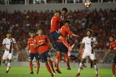 Independiente empata com o Flamengo e é campeão da Sul-Americana