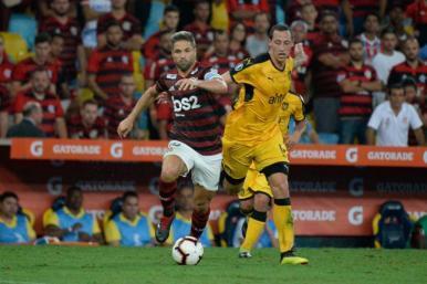 Flamengo perde para o Peñarol pela 3ª rodada da Libertadores