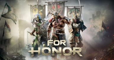 Games: For Honor estará gratuito de 10 a 13 de agosto