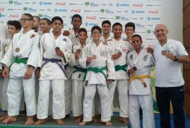 Maranhenses garantem medalha de bronze nos Jogos Escolares da Juventude 2016