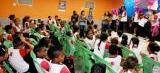 Bibliotecas Farol da Educação realizam atividades em escolas alusivas ao Dia da Criança