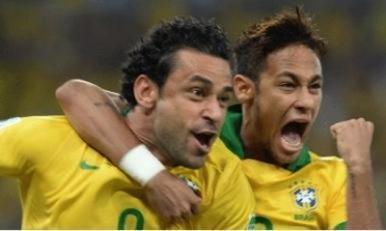 Brasil quebra invencibilidade de 3 anos da Espanha e fatura a Confederações com goleada