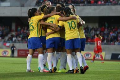 Futebol: 2018, o ano da Copa América para a Seleção Feminina