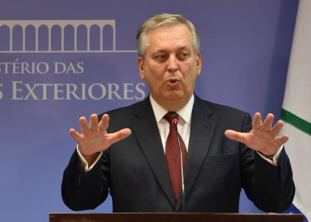 Luis Alberto Figueiredo substitui Patriota nas Relações Exteriores