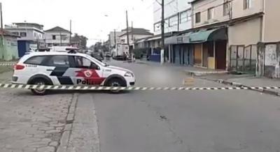 Atirador deixa quatro mortos e se suicida em São Vicente (SP)