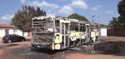 Acusados de ataque a ônibus são julgados em São José de Ribamar
