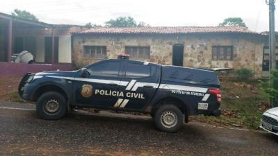 Polícia apreende armas e munições em operação no MA