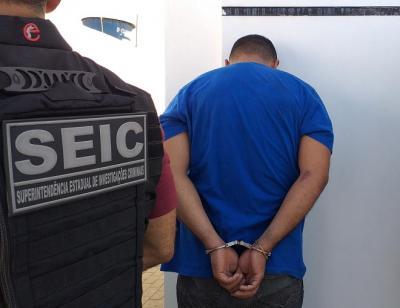 Suspeito de assaltos a bancos no Maranhão é preso