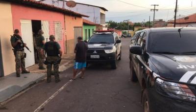 Operação prende 8 pessoas por tráfico e homicídio no MA